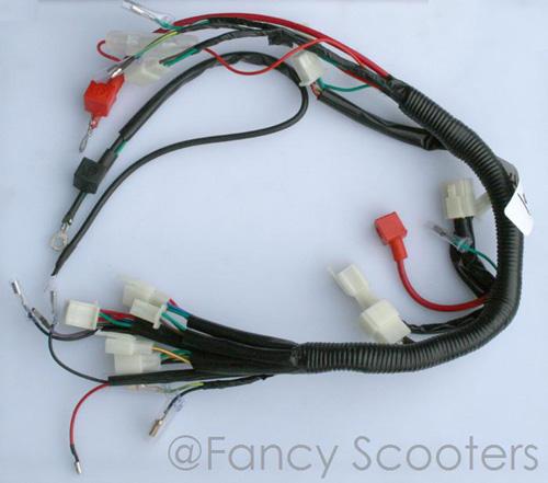 电缆 接线 线 500_441