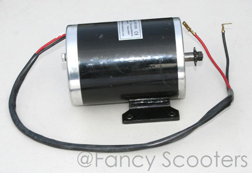 PART01014: Unite DC MY1020 1000W 48V Brush Motor with Mount Bracket