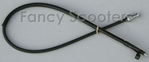 """PART05095: Speedometer Cable for GS-600 (Total Wire L=28"""")"""