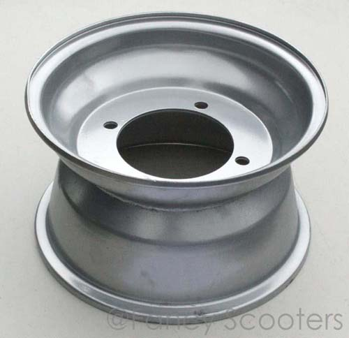 "8"" ATV Front Wheel Rim for Tire Size 19x7-8 (Bolt Pattern 4)"