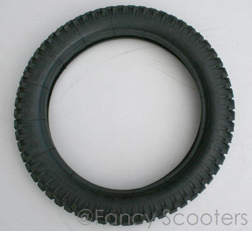 Dirt Bike Outer Tire (2.75-14) for GS-114, GS-134 front