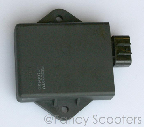 8 Pin Cdi For 250 To 350cc Atvs  Scooters