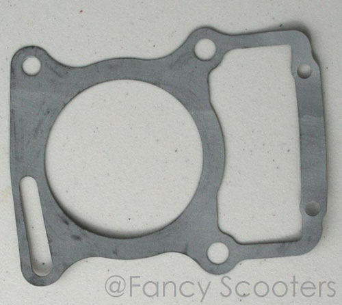 200cc Cylinder Gasket  (Water cool) (Diameter=74mm)