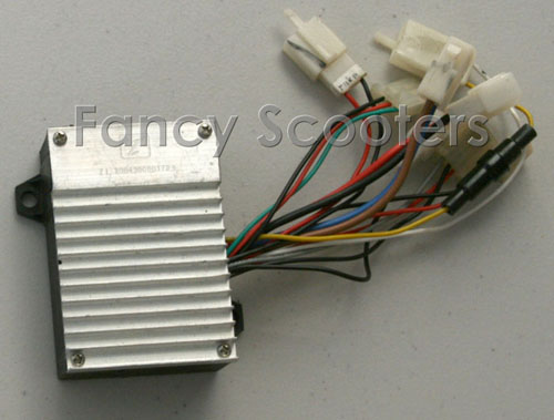 fancy scooter gas scooters and electric scooters retail and whole 24v electric control box 8 connectors ct 302s9