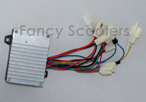 fancy scooter gas scooters and electric scooters retail and whole 24v e scooter control box 8 connectors ct 301a9