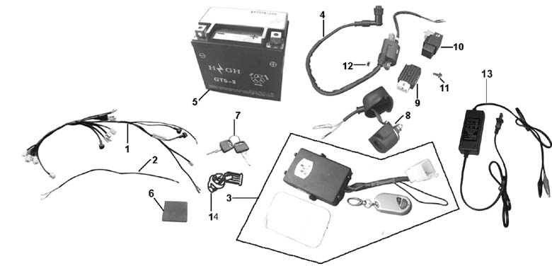 Dazon Atv Wiring Diagram moreover Wiring Diagram For A 1971 Bronco Mini Bike together with Baja Dn 250 Wiring Diagram likewise Baja Dn150 Wiring Diagram besides Baja Dune 150cc Wiring Diagram. on baja motorsports wiring diagram