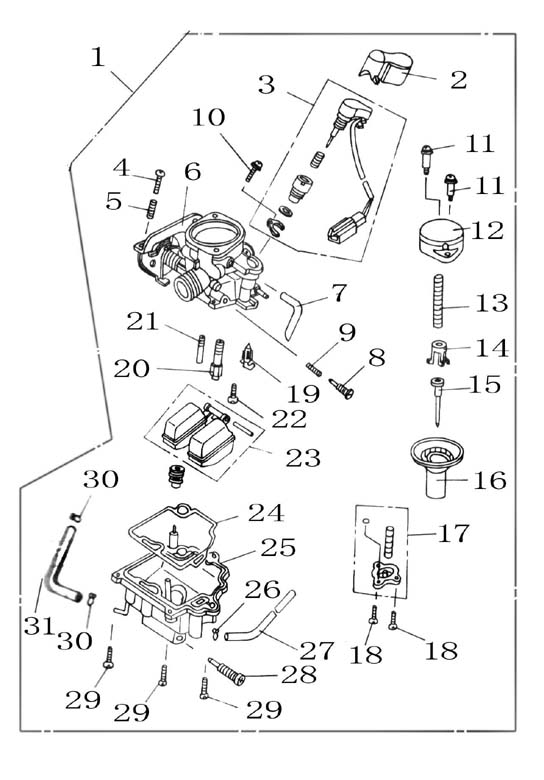 49cc    Carburetor    Diagram       Diagram       Wiring       Diagram    Images